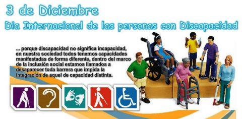 dia internacional discapacidad