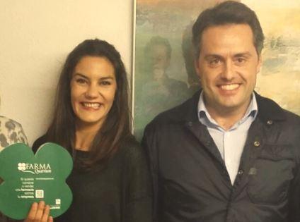 02 02 2016 Isabel Velazquez y Fernando Pais