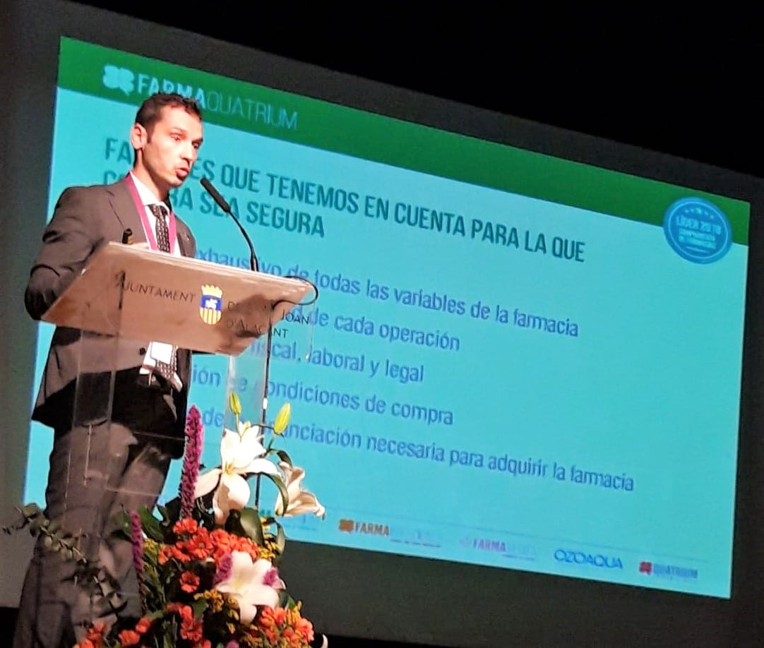 GustavoCastro_CongresoEstudiantesdeFarmacia_UniversidadAlicante