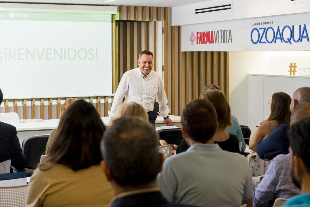 FarmaQuatrium analizamos las nuevas oportunidades y desafíos de la oficina de farmacia en las I Jornadas que celebra en Alicante 2