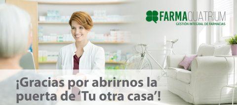 TU OTRA CASA FARMAQUATRIUM PARTE 1