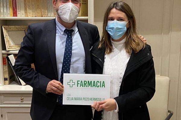 Nueva titularidad de farmacia en Valencia