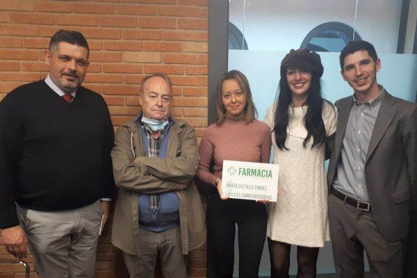 Nuevas titulares de farmacia en El Prat de LLobregat
