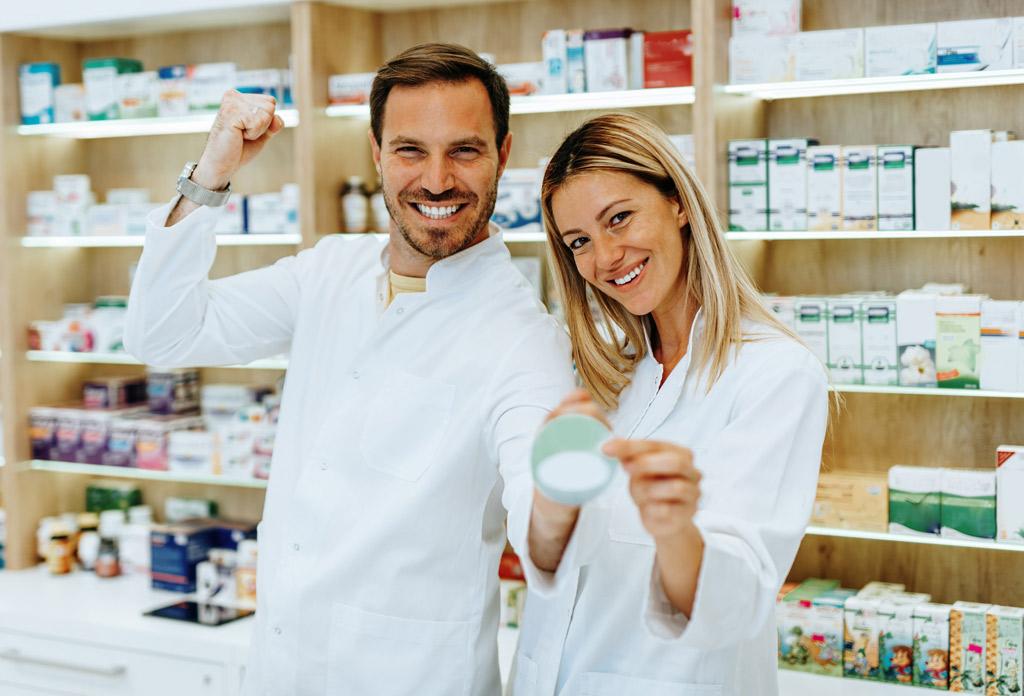 Mi primera farmacia